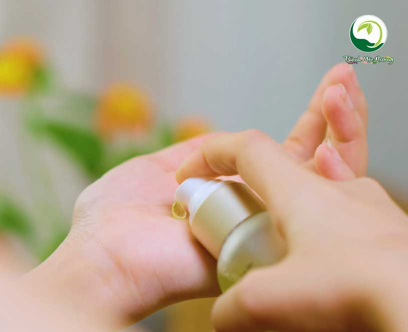 cách sử dụng sữa rửa mặt thanh mộc hương