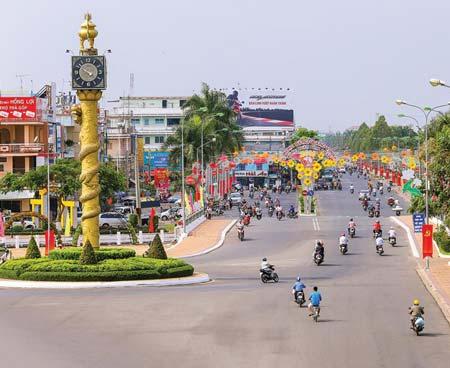 Thuần Mộc Thanh Mộc Hương Hậu Giang